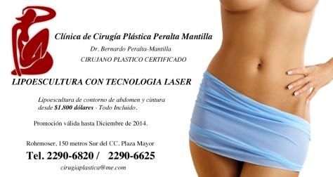 Promociones Clínica Dr. Bernardo Peralta-Mantilla